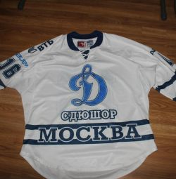 Sweater hockey Dynamo Moscow