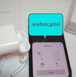 AirPods air pods ❗️с АНІМАЦІЕЙ❗️