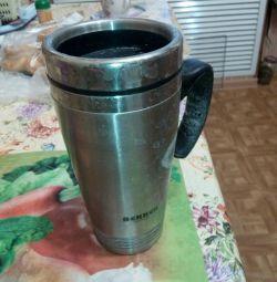 Teapot, stainless steel