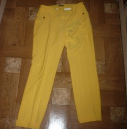 I will sell trousers 3/4