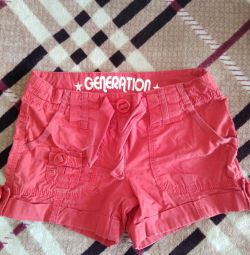 134 pantaloni scurți