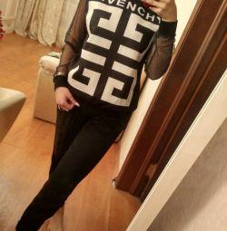 Свитшоты свитера кофты женские