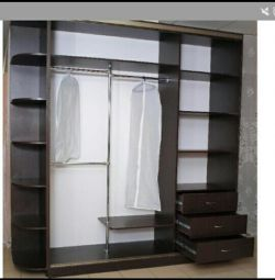 Hallways, wardrobes
