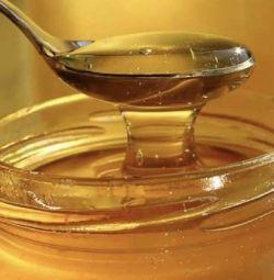Honey floral fresh
