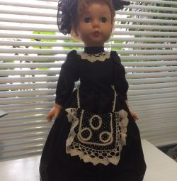 Gotz Puppe 807 Doll With Stamp