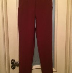 Trousers and breeches (new)