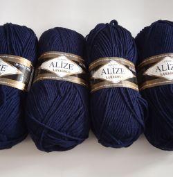 Νήμα Alize Lanagold κλασικό