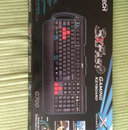 Gaming keyboard new