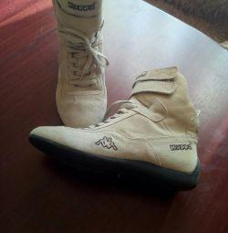 New sneakers (nat.msha) Kappa, 40