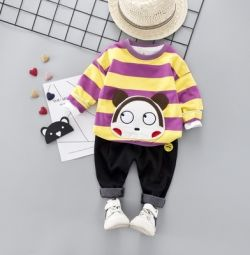 set de haine pentru copii