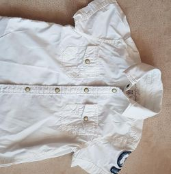 Сорочка на хлопчика 104