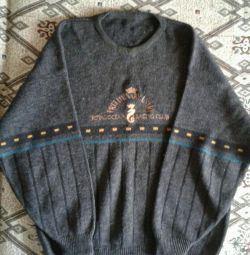 Men's warm sweaters p.56-58
