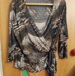 блузка 60-62