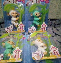 Jucărie Ceasornicărie Maimuță maimuță