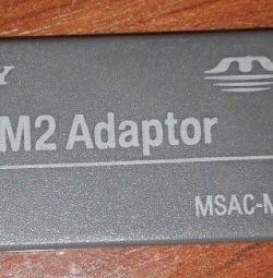 Sony M2 Adaptörü (msac-MMS)