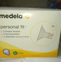 Funnel 27 mm for breast pump MEDELA
