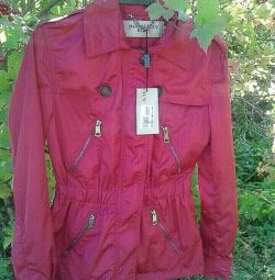 Women's burberry jacket