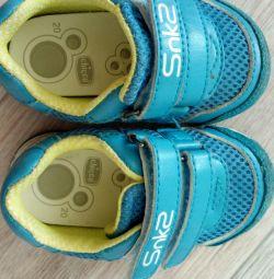 Chicco πάνινα παπούτσια 20 μέγεθος
