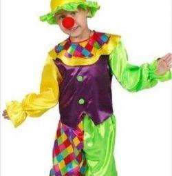 "Costum de carnaval ""Clovn"""