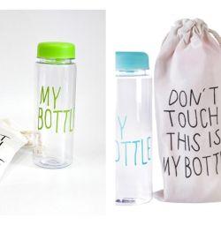 Φιάλη MY μπουκάλι + τσάντα νέα