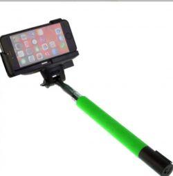 Bluetooth Selfie Tripod