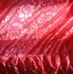 Bedspread on the sofa-book