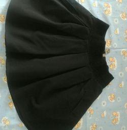 Skirt + balero