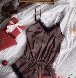 Overalls, pajamas, underwear