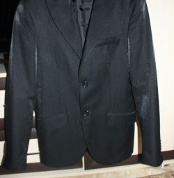 Jacket p. 46, manufactured in Italy