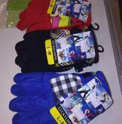 Mănuși de iarnă pentru copii