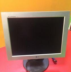 Lg monitor flatron diagonală l1530p 46 cm