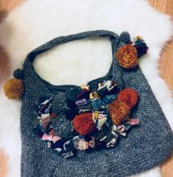 Knitted Zara Bag
