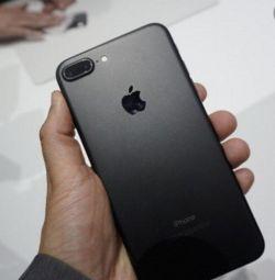 IPhone 7 Plus nou (32 GB), negru mat 🔥