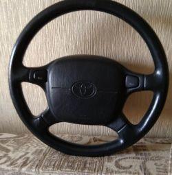 Wheel of Toyota Eksiv
