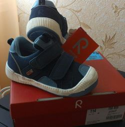 Ботинки (туфли) новые Reima US 9.5