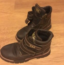 New Lander boots