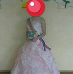 şenlikli elbise