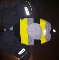 50-52 helmet and gaiters