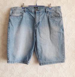 Denim men's shorts 36 rr