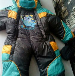 Transformer jumpsuit