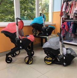 Stroller - car seat
