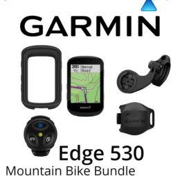 Garmin edge 530 mtb + датчик швидкості