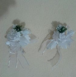 Buttonholes. 2 for 100r.