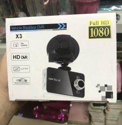 Новый видеорегистратор