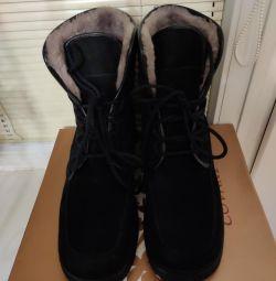 Kışlık botlar. Numara 41
