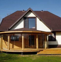 Să construim o casă, o baie, un garaj, o extensie, un gard.
