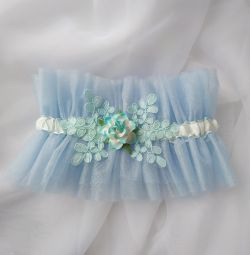 Bride garter in stock