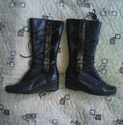 Boots winter 35 size