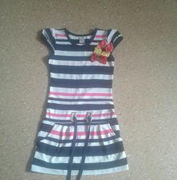 Платье-туника на 5 лет