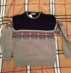 Children's sweater, new